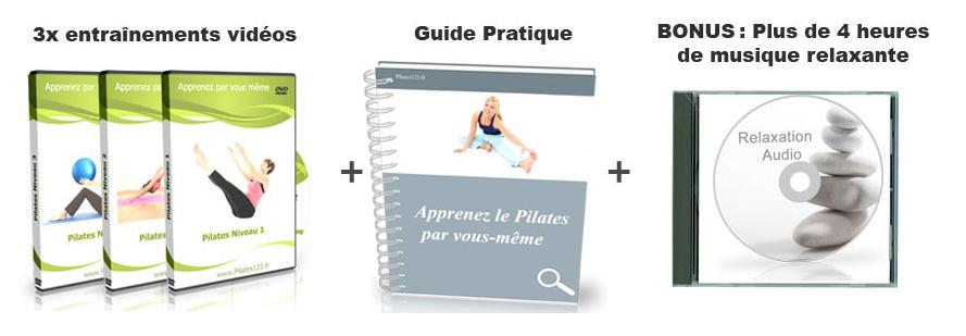 entrainement pilates